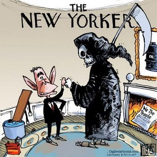 Now That S Political Satire New Yorker Suck It New Yorker