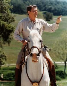Reagan Celebrity Dude